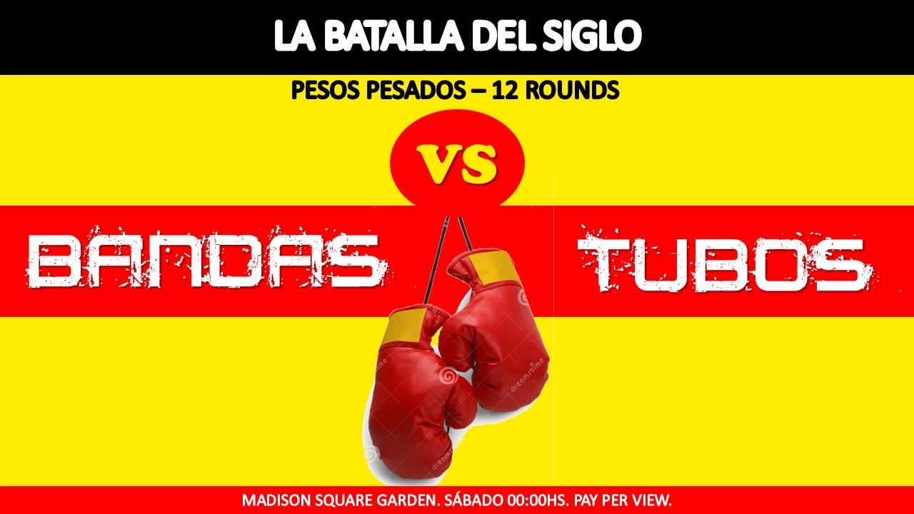 Banda vs Tubo finale