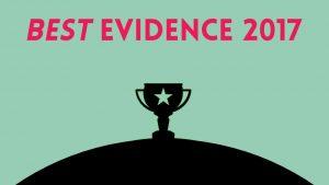 """La """"mejor"""" evidencia del 2017"""